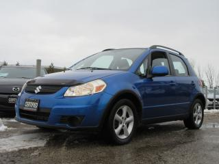 Used 2007 Suzuki SX4 JX SX4 HATCH / ONE OWNER for sale in Newmarket, ON