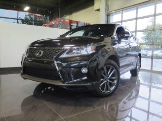 Used 2015 Lexus RX 350 F SPORT|FULL|NAV|CAMERA| for sale in Saint-leonard, QC