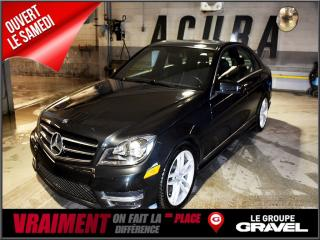 Used 2014 Mercedes-Benz C 300 AWD for sale in Saint-leonard, QC