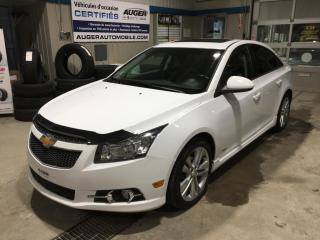Used 2014 Chevrolet Cruze for sale in Nicolet, QC