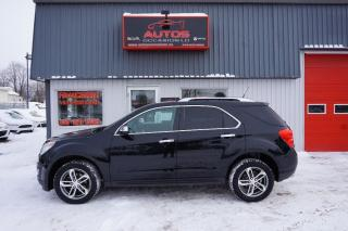Used 2012 Chevrolet Equinox AWD for sale in Saint-romuald, QC