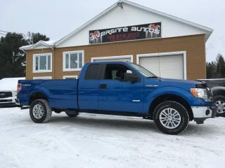 Used 2012 Ford F-150 Cabine Super 4RM 163 po XLT for sale in Neuville, QC