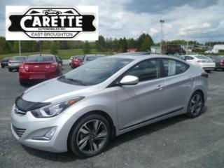 Used 2015 Hyundai Elantra Gls T.ouvrant for sale in East broughton, QC