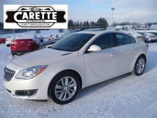 Used 2015 Buick Regal Premium Cuir-Toit for sale in East Broughton, QC