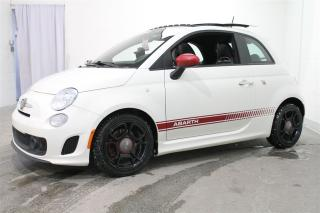 Used 2013 Fiat 500 Abarth Mags Gps Cuir for sale in Terrebonne, QC