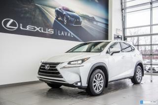 Used 2016 Lexus NX 200t AWD for sale in Laval, QC