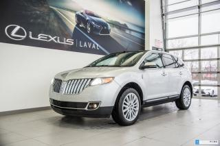 Used 2014 Lincoln MKX for sale in Laval, QC