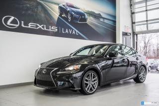Used 2014 Lexus IS 250 AWD for sale in Laval, QC