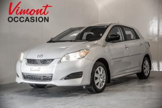 Used 2013 Toyota Matrix A/c+gr.electrique for sale in Laval, QC