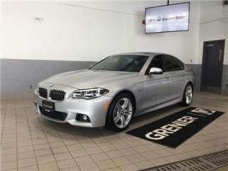Used 2014 BMW 535 Xdrive+grp Msport+grp for sale in Terrebonne, QC