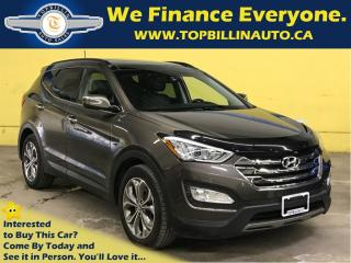 Used 2014 Hyundai Santa Fe Sport 2.0T Limited AWD, Navi, Pano Roof, Bind Spot for sale in Concord, ON