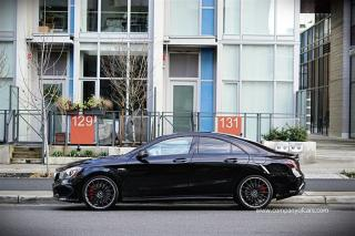 Used 2014 Mercedes-Benz CLA-Class CLA45 AMG for sale in Burnaby, BC