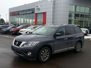 Used 2014 Nissan Pathfinder SL V6 4x4 at for sale in Mississauga, ON