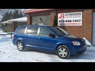 Used 2010 Dodge Grand Caravan SE - Stow n' Go - Very Sharp Van! for sale in Elginburg, ON