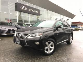 Used 2013 Lexus RX 350 6A for sale in Surrey, BC