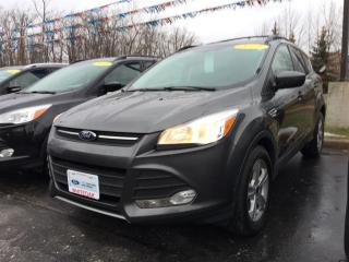 Used 2015 Ford Escape SE, FWD, NAVIGATION, CONV.PACK for sale in Mississauga, ON