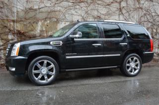Used 2011 Cadillac Escalade 8 Passenger 4WD for sale in Vancouver, BC