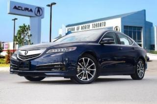 Used 2017 Acura TLX 3.5L SH-AWD w/Tech Pkg ONE Owner| Clean Carproof| for sale in Thornhill, ON