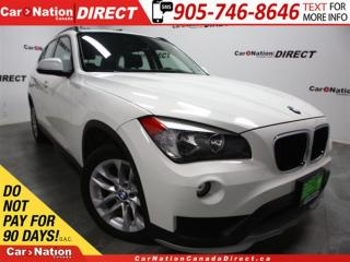 Used 2015 BMW X1 xDrive28i| PUSH START| WE WANT YOUR TRADE| for sale in Burlington, ON