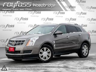 Used 2011 Cadillac SRX Luxury Collection for sale in Woodbridge, ON