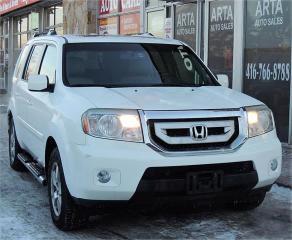 Used 2010 Honda Pilot EX-L for sale in Etobicoke, ON