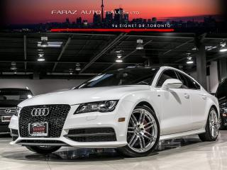 Used 2012 Audi A7 S-LINE|NAVI|BLINDSPOT|PUSH START|DRIVE SELECT for sale in North York, ON