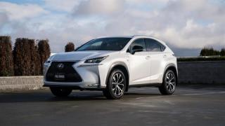 Used 2015 Lexus NX 200t 6A F SPORT SERIES 2 for sale in Vancouver, BC