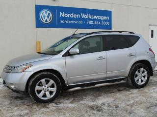 Used 2006 Nissan Murano $ 108 / Bi-weekly payments O.A.C. !!! Fully Inspected !!! for sale in Edmonton, AB