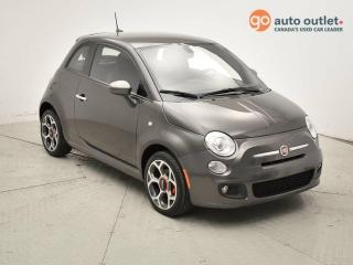 Used 2016 Fiat 500 Sport for sale in Edmonton, AB