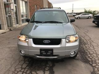 Used 2007 Ford Escape XLT for sale in Brampton, ON