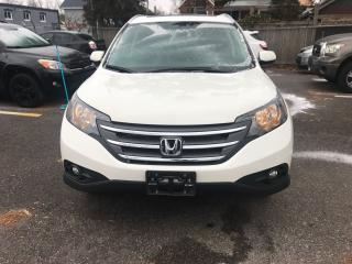 Used 2012 Honda CR-V Touring for sale in Brampton, ON