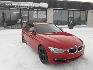 Used 2012 BMW 335i 335 335I **SPORT PACKAGE** for sale in Saint-hubert, QC