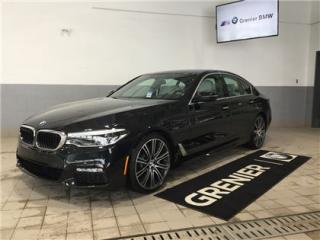 Used 2017 BMW 540 Xdrive for sale in Terrebonne, QC