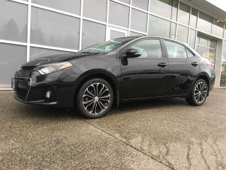Used 2014 Toyota Corolla S - ON BLOW OUT SALE! for sale in Surrey, BC