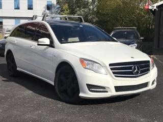 Used 2011 Mercedes-Benz R-Class R 350 BlueTec for sale in Barrie, ON
