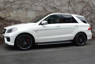 Used 2015 Mercedes-Benz ML-Class ML63 4Matic AMG Performance Package for sale in Vancouver, BC