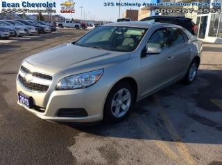 Used 2013 Chevrolet Malibu 1LT for sale in Carleton Place, ON