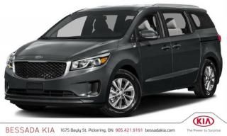 New 2018 Kia Sedona LX+ for sale in Pickering, ON