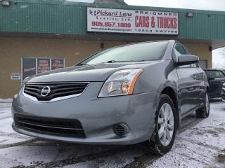 Used 2012 Nissan Sentra 2.0 $83.49 BI WEEKLY! $0 DOWN! CERTIFIED! for sale in Bolton, ON