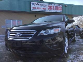 Used 2011 Ford Taurus SEL $112.76 BI WEEKLY! $0 DOWN! for sale in Bolton, ON