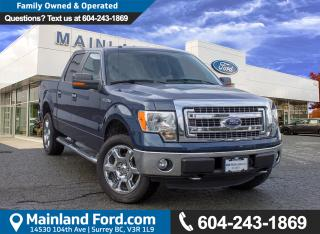 Used 2013 Ford F-150 XLT BC VEHICLE, LOW KMS for sale in Surrey, BC