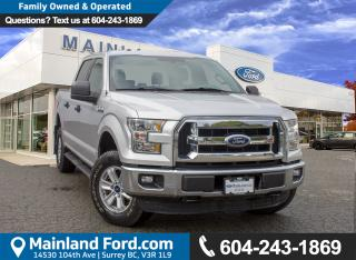 Used 2015 Ford F-150 XLT EXTREMELY LOW KMS, BC VEHICLE for sale in Surrey, BC