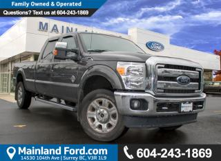 Used 2015 Ford F-350 Lariat ACCIDENT FREE, BC TRUCK, LOW KMS for sale in Surrey, BC