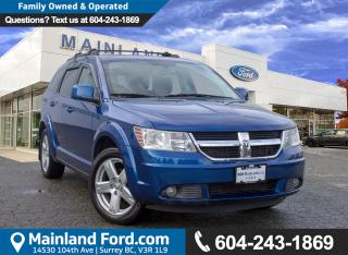Used 2009 Dodge Journey SXT LOCAL for sale in Surrey, BC