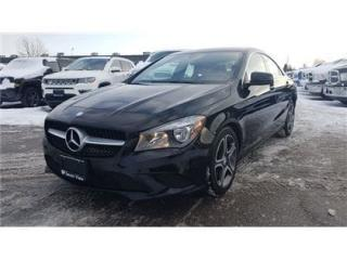 Used 2014 Mercedes-Benz CLA-Class Leather, ALL Wheel Drive !!! for sale in Concord, ON