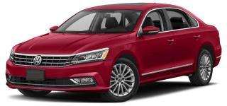 New 2018 Volkswagen Passat 2.0 TSI Comfortline for sale in Surrey, BC