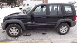 Used 2003 Jeep Liberty Sport for sale in North York, ON