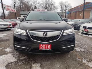 Used 2016 Acura MDX Nav Pkg for sale in Brampton, ON
