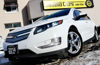 Used 2014 Chevrolet Volt Premium Hybrid! 98/MPGe! ONLY $143/bi-weekly! for sale in St Catharines, ON