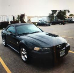 Used 2004 Ford Mustang 40 th Anniversarypackage for sale in Centralia, ON